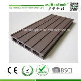 WPC Hollow Plastic Composite Deck Boards /Outdoor Deck Floor Covering