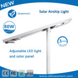 Bluesmart 80W Integrated Solar LED Road Lamp for Africa