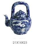 Chinese Antique Furniture - Ceramic Teapot