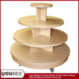 Fashion Nesting Table, Clothes Display Stand for Retail Store