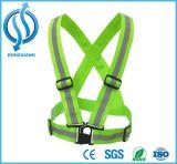 Hi Vis Reflective Orange Safety Vests for Roadway Safety
