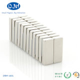 Block Shaped Sintered Neodymium Moto Magnet
