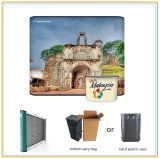 3*3/ 3*4 Aluminum Curved or Straight Pop up Exhibition Stand