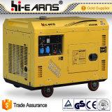 6kw Air-Cooled Diesel Engine Power Generator Set Price (DG8500SE)