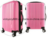 ABS PC Wheeled Trolley Luggage Travel Suitcase Bag Case (CY5925)