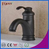 Fyeer High Quality Orb Bathroom Black Water Tap