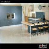 Welbom High Glossy MDF Deep Blue Kitchen Cabinets