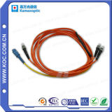 ST/PC-SC/PC Mode Conditioning Fiber Optic Patch Cord