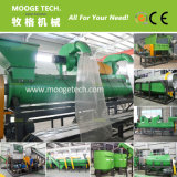 New condition plastic pet recycling plant