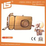 Security High Quality Door Rim Lock (F-240)