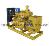 50kw/62.5kVA Chinese Shangchai Diesel Generator with 4135D-1 Engine