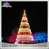 Large Christmas Spiral Tree Decorated Christmas 2015 Festival Decoration Christmas Tree