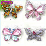 Wholesale Beautiful Elegant Crystal Rhinestone Butterfly Brooches