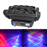 Moving Head Spider Stage Laser Light for Disco