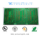 High Quality Multilayer Immersion Gold Rigid PCB with UL RoHS
