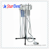 Simple Dental Unit Spare Part with Saliva Ejector and Handpiece