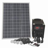 Solar Home Lighting System 50W