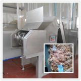 Qk553 Frozen Meat Slicer Cutting Machine with Ce Certification