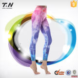 Women′s Yoga Gym Running Triathlon Workout Custom Sublimation Tight Legging for Fintess and Sport