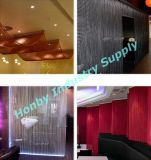 Customized Dazzling Aluminum Chain Link Room Divider Screen