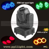 China LED Super Brightness 35W LED Moving Head Spot Light