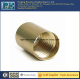 Nanjing Supply OEM Brass Thread Tube Parts