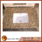 USA Standard Hot Sale Santa Cecilia Granite Prefab Top / Vanity Top