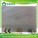 Wood Grain Siding Fiber Cement Boards 8mm Thick