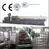 Water Cooling Extruding Plastic PE Pelletizing Line