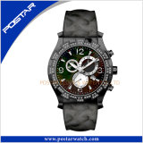 New Arrival Stainless Steel Sport Watch Chronograph Wrist Watch Psd-2379