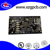 Black Soldermask Enig PCB Board for Kitchen Ventilator