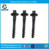 Grade 10.9 Customized Design Railway Screw Spike for Railroad