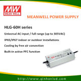 60W IP65 Ledpower Supply Driver (Meanwell HLG-60H)