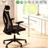 2017 Hot Sale High Back Office Ergonomic 360 Swivel Executive Mesh Chair with PP Armrest and Tilt Lock Adjustable Headrest (HY-203A)