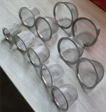 Stainless Steel Mesh Bowl/Dome Shape Smoking Pipe Screens Tobacco Pipe Screen Gauze Filter