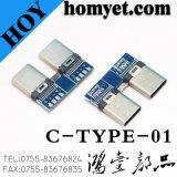 High Quality C Type 3.0 USB Male Connector USB Plug
