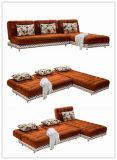 Designed Fabric Sofa Cum Bed Set