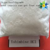 Supply White Powder Male Sex Enhancement Yohimbine HCl 65-19-0 for Sex Drugs