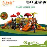Children Outdoor Playground Fairy Tale Series Slides
