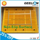 Ductile Iron Grating with Frame Polymer Drainage Trench