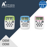 LCD Screen Button Digital Timer with Magnet