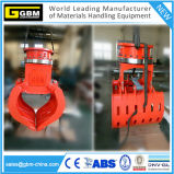 Electric Hydraulic Clamshell Rotation Timber Excavator Grab