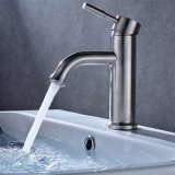 Bath Tap Cold & Hot Deck Mounted 304 Stainless Steel