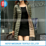 Women′s Winter Classic Long Dowm Coat Parka Jacket