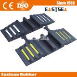 Black Color Durable Rubber Fire Hose Protector