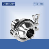 Sanitary Stainless Steel Middle Clamped Check Valve