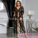 New Styles Lace Gown Sexy Plus Size Babydoll
