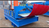 Fully Automatic Roof Crimping Curving Machine