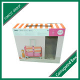 Clear Window Corrugated Packaging Box