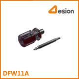 Easy Exchange Driver Head Screw Driver